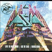 Asia (Rock): Live in Barcelona: 19th May 2008