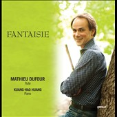 Fantaisie / Romantic works for flute & piano