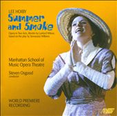 Lee Hoiby: Summer and Smoke