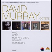 David Murray/David Murray Octet: The Complete Remastered Recordings on Black Saint & Soul Note [Box]