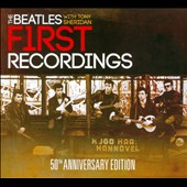 The Beatles: The  Beatles with Tony Sheridan: First Recordings [Digipak]