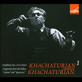 Khachaturian conducts Khachaturian, Vol. 1 - Symphony no 2