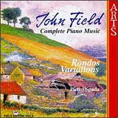 Field: Complete Piano Music Vol 3 / Pietro Spada
