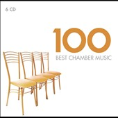 100 Best Chamber Music [6 CDs]