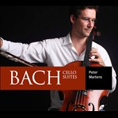 J.S. Bach: Cello Suites, BWV1007 - 1012 / Peter Martens, cello