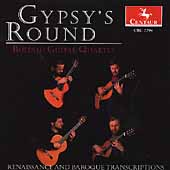 Gypsy's Round / Buffalo Guitar Quartet