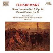Tchaikovsky: Piano Concerto no 2, etc / Glemser, Wit