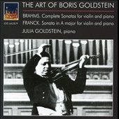 The Art of Boris Goldstein