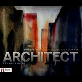 Lewis Spratlan (b.1940): Architect, opera / Julia Fox, Jeffrey Lentz, Richard Lalli [CD and DVD-Video]