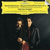 Shostakovich: Cello Concertos no 1 & 2 / Maisky, Thomas