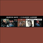 Marvin Gaye: 5 Classic Albums [Box]