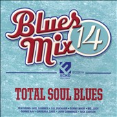 Various Artists: Blues Mix, Vol. 14: Total Soul Blues