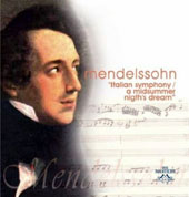 Mendelssohn: Italian Symphony; A Midsummer Night's Dream