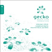 Bruno from Ibiza/Joao Ribeiro: Gecko Beach Club Formentera, Vol. 4: Mixed & Compiled by Bruno From Ibiza & Joao Ribeiro