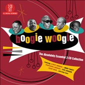 Various Artists: Boogie Woogie: The Absolutely Essential 3 CD Collection