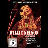 Willie Nelson: Willie Nelson and Friends [DVD]