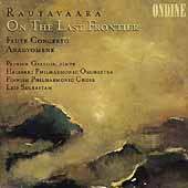 Rautavaara: On The Last Frontier, etc / Segerstam, Gallois