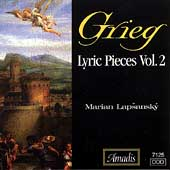 Grieg: Lyric Pieces Vol 2 / Mari&#225;n Lapsansky