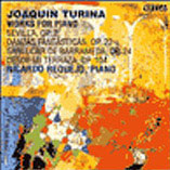 Turina: Works for Piano / Ricardo Requejo