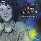 The Essential Emma Johnson - In Concert & in Recital