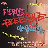 Various Artists: Fierce Freestyle Classics, Vol. 3: The Mix Tape