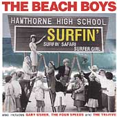 The Beach Boys: Surfin' [Varése]