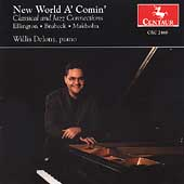 New World A'Comin' - Classical & Jazz Connections / Delony