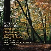 Boughton: Flute Concerto, etc / Beynon, Corp, et al