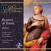Carreras Collection - Bellini: Beatrice di Tenda / Mannino