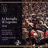 Verdi: La battaglia de Legnano / Gavazzeni, Corelli, et al
