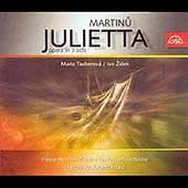 Martinu: Julietta / Krombholc, Prague National Theatre