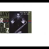 Jay Rodriguez (Saxophone): Live at the Fez - NYC 07.03.03