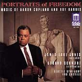Portraits of Freedom - Copland, Harris / Schwarz, Seattle SO