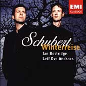 Schubert: Winterreise / Bostridge, Andsnes