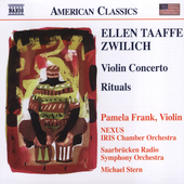American Classics - Zwilich: Violin Concerto, Rituals