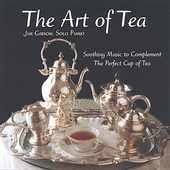 Jim Gibson (Piano): The Art of Tea