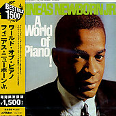 Phineas Newborn, Jr.: A World of Piano! [Remaster]