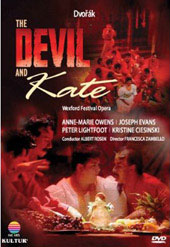 Dvorak: Kate and the Devil / Rosen/Wexford Festival Opera, Owens, Evans [DVD]