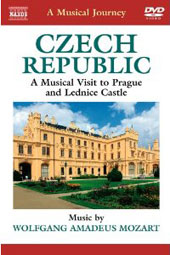 A Musical Journey - Czech Republic: A Musical visit to Prague and Lednice Castle [DVD]