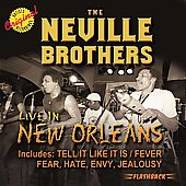 Neville Brothers: Live in New Orleans