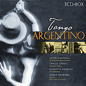 Various Artists: Tango Argentino [Golden Stars]