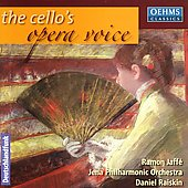 The Cello's Opera Voice / Jaffé, Raiskin, Jena PO