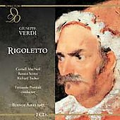 Verdi: Rigoletto / Previtali, MacNeil, Scotto, Tucker