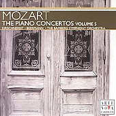 Mozart: The Piano Concertos Vol 5 / Kirschnereit, Beermann