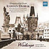 Dvorak Arragements for Wind Quartet / Windscape