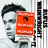 Rufus Wainwright: Rufus Does Judy at Carnegie Hall