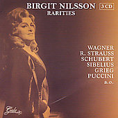 Rarities - Birgit Nilsson / Leitner, Wustman, et al