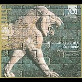 Krenek: Lamentatio Jeremiae Prophetae / Marcus Creed, RIAS Chamber Choir