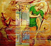 Music from the Dresden Castle Chapel - Hassler, Weckmann, Scheidemann, etc / Sebastian Knebel