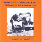 Works For Band By William Grant Still / F Price